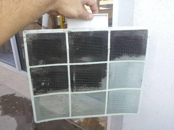Split System Filters.